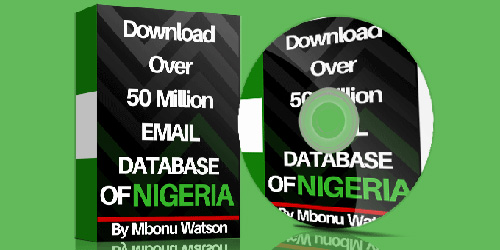 Email Database Of Nigeria