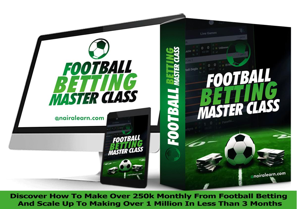 football betting masterclass Kit