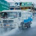 Ghana Sanitizing Nigeria Still Confused On Steps To Combat Coronavirus