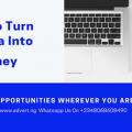 How-To-Turn-An-Idea-Into-MONEY,-Nairalearn