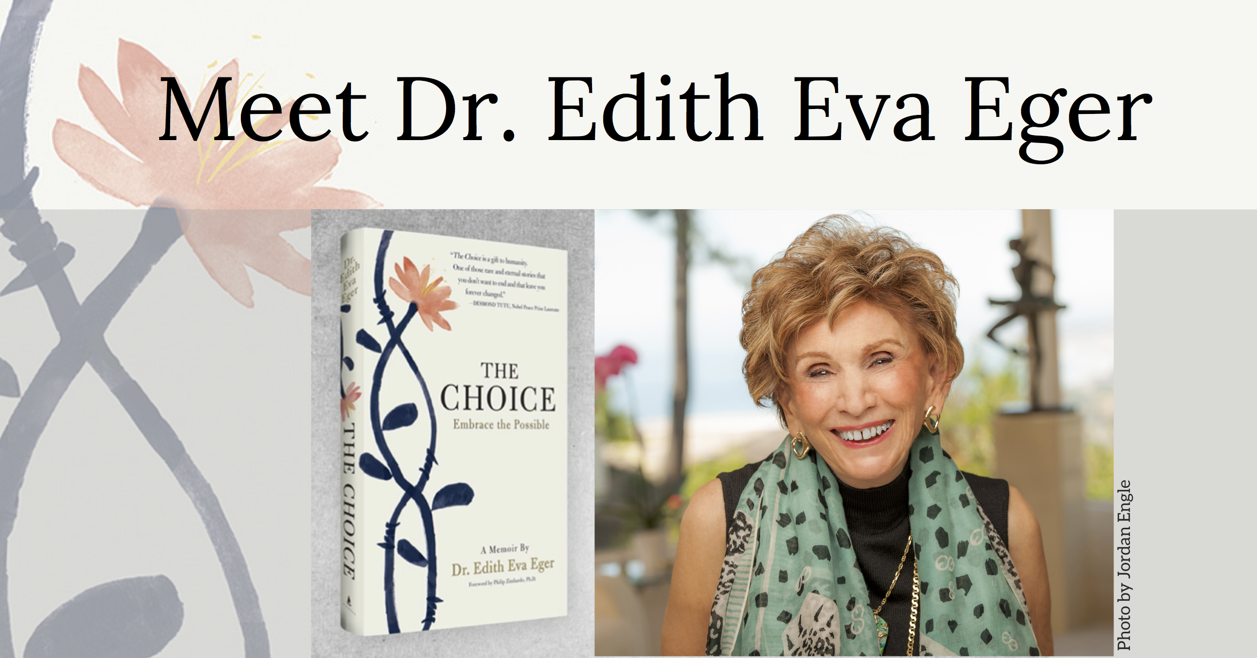 The Choice, by Dr. Edith Eva Eger