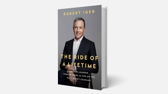 The Ride of a Lifetime, by Bob Iger