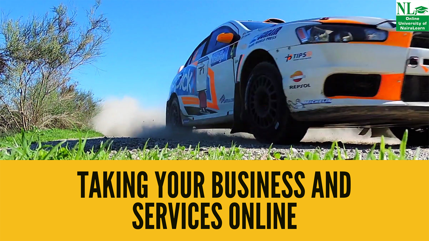 Taking Your Business And Services Online