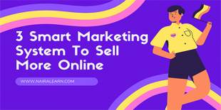 3 Smart Marketing System To Sell More Online