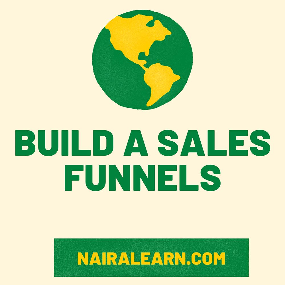 Build A Sales Funnels