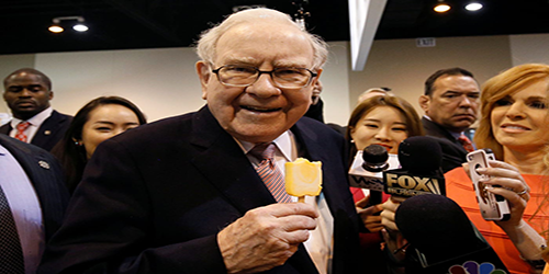 Warren Buffett turns 90 years old today