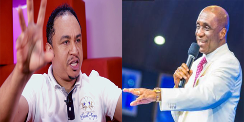 DADDY FREEZE IS A BASTARD, I curse The Day He Was Born -Pastor David Ibiyeomie