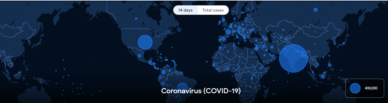 God Is Behind COVID_19 Low CASES In Africa