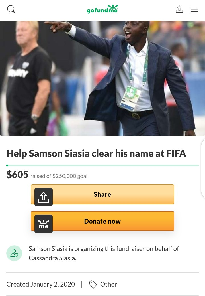 Samson Siasia