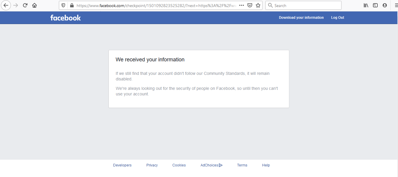 Facebook-Just-Disabled-My-Account