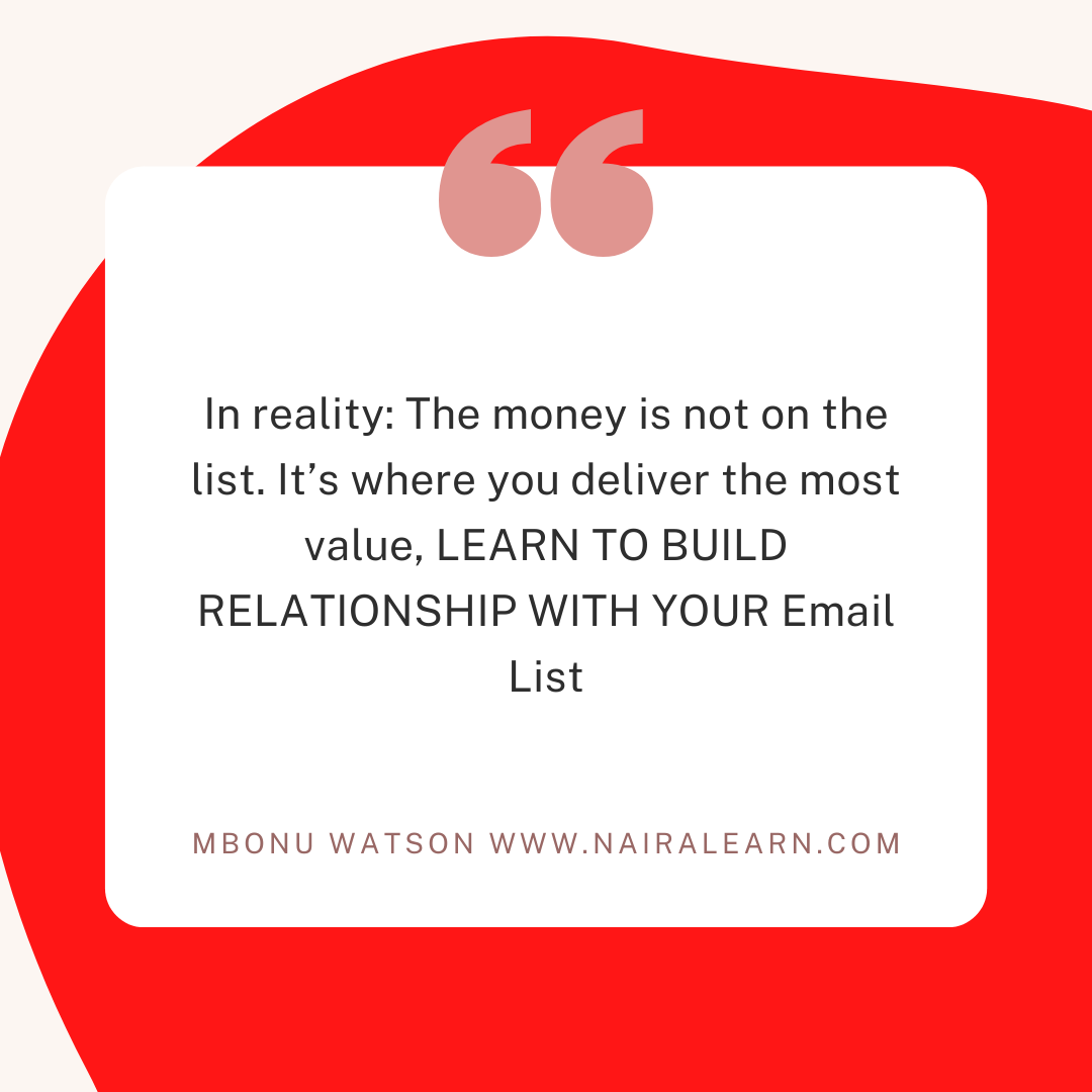 Build-relationship-with-your-email-list