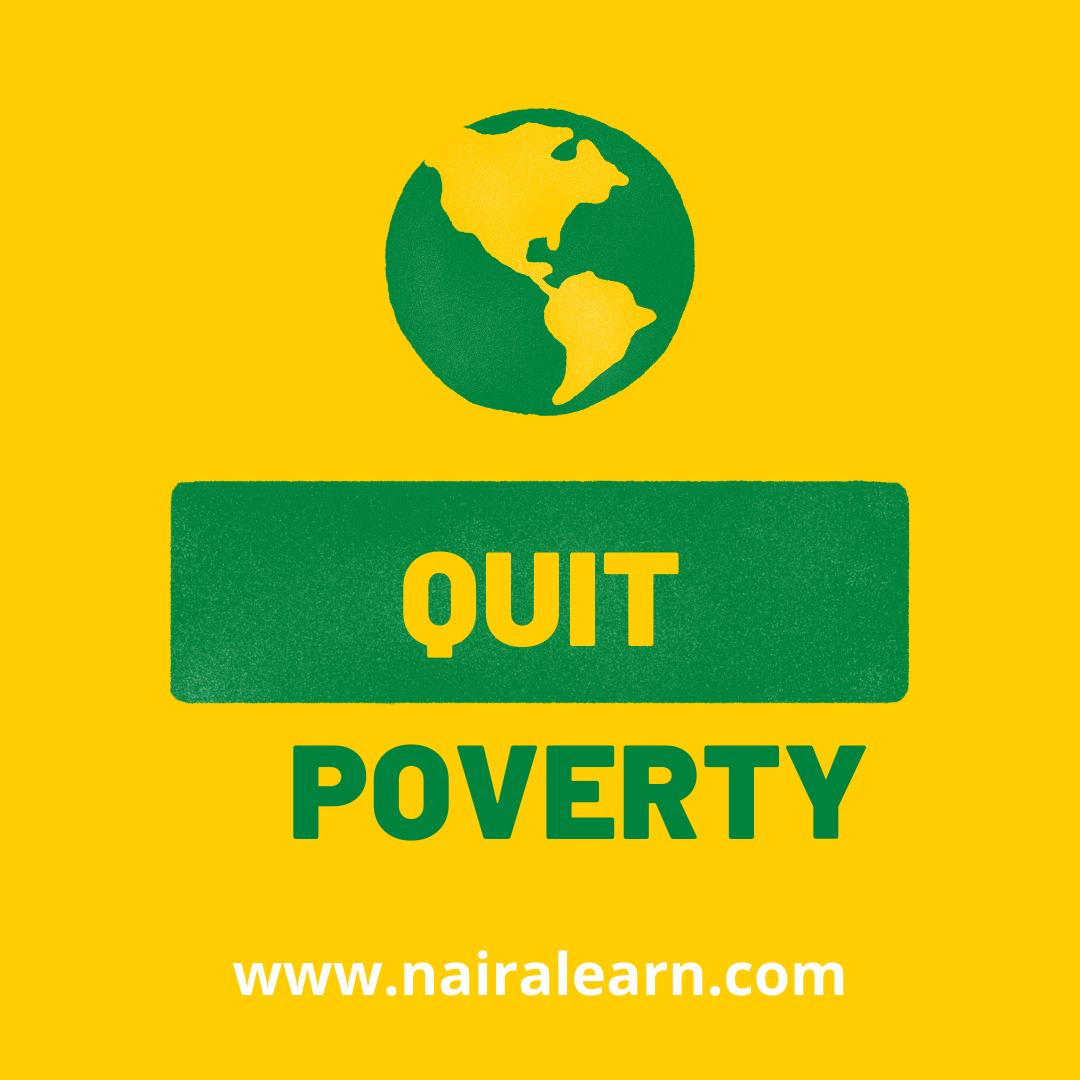 Quit-poverty