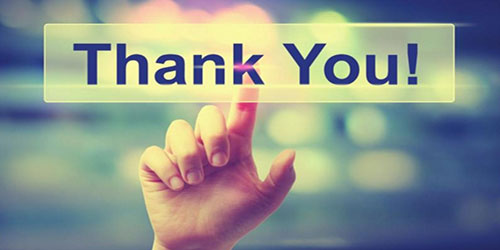 The Power Of Thank You In Business