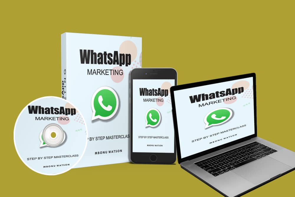WhatsApp marketing step by step masterclass