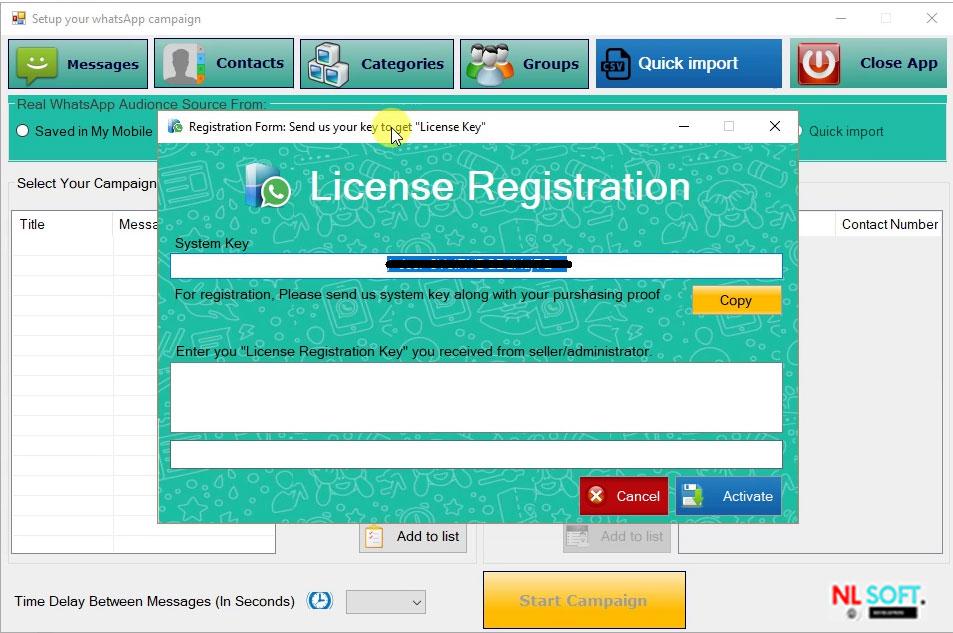 Whatsapp-Bulk-Sender-License-Registration