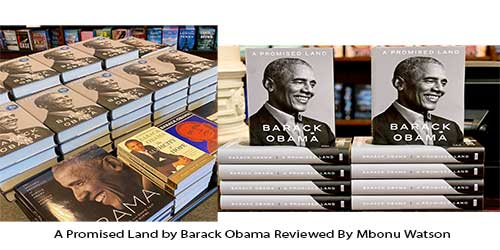 A Promised Land by Barack Obama Reviewed By Mbonu Watson, nairalearn