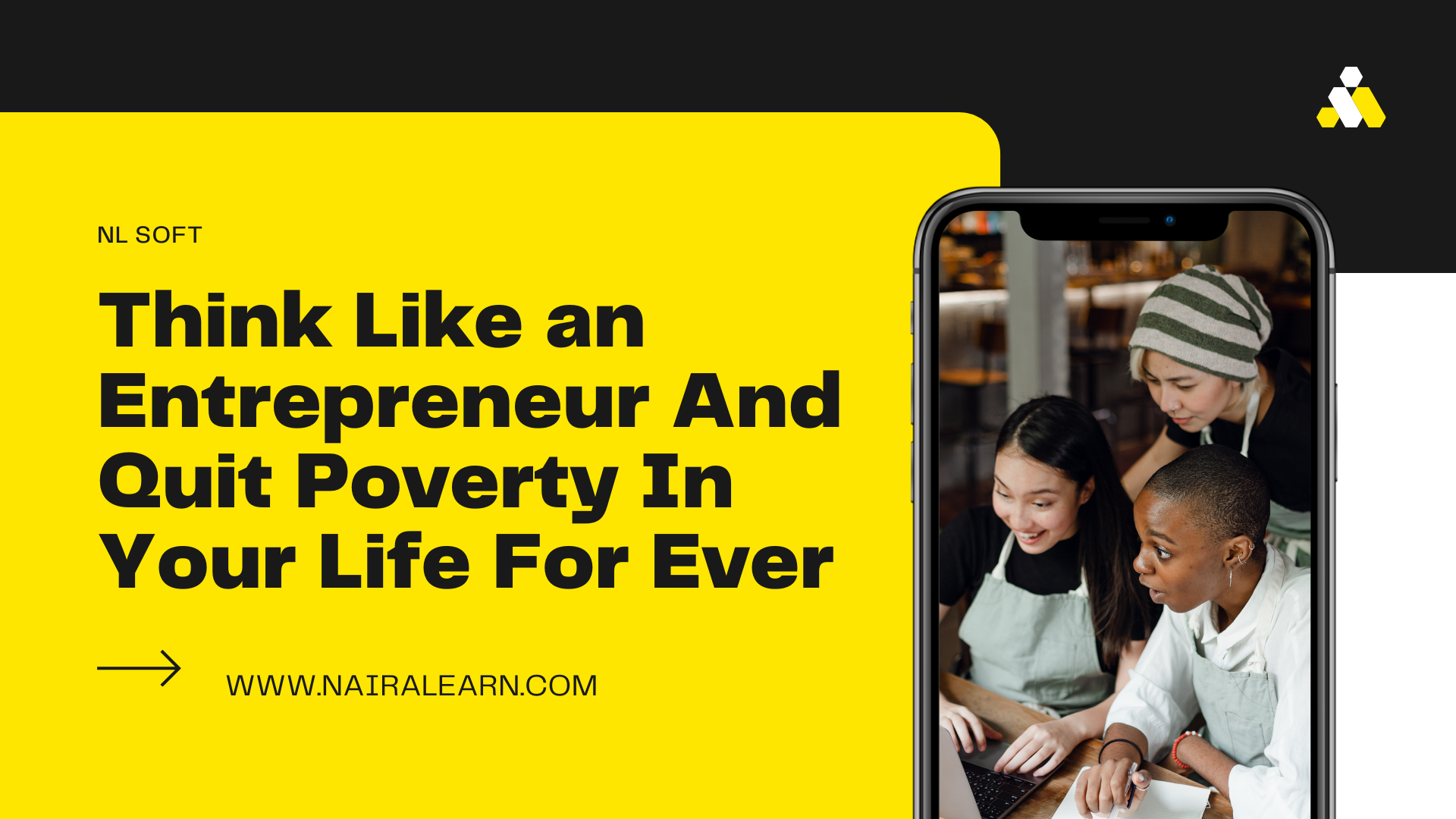 Think Like an Entrepreneur And Quit Poverty In Your Life For Ever