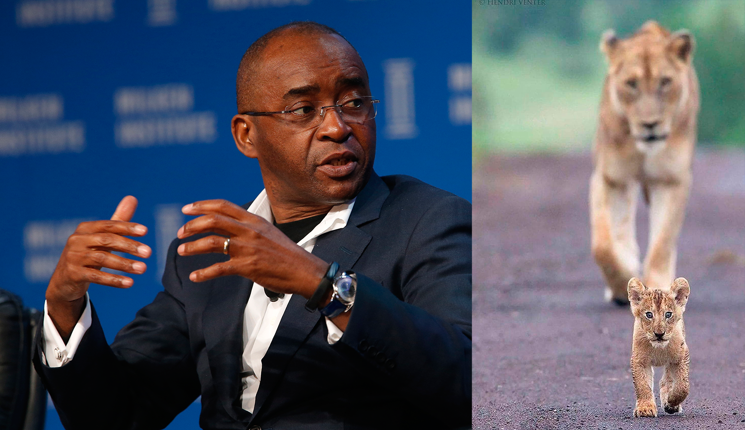 How do you solve a problem you don't know you have By Strive Masiyiwa