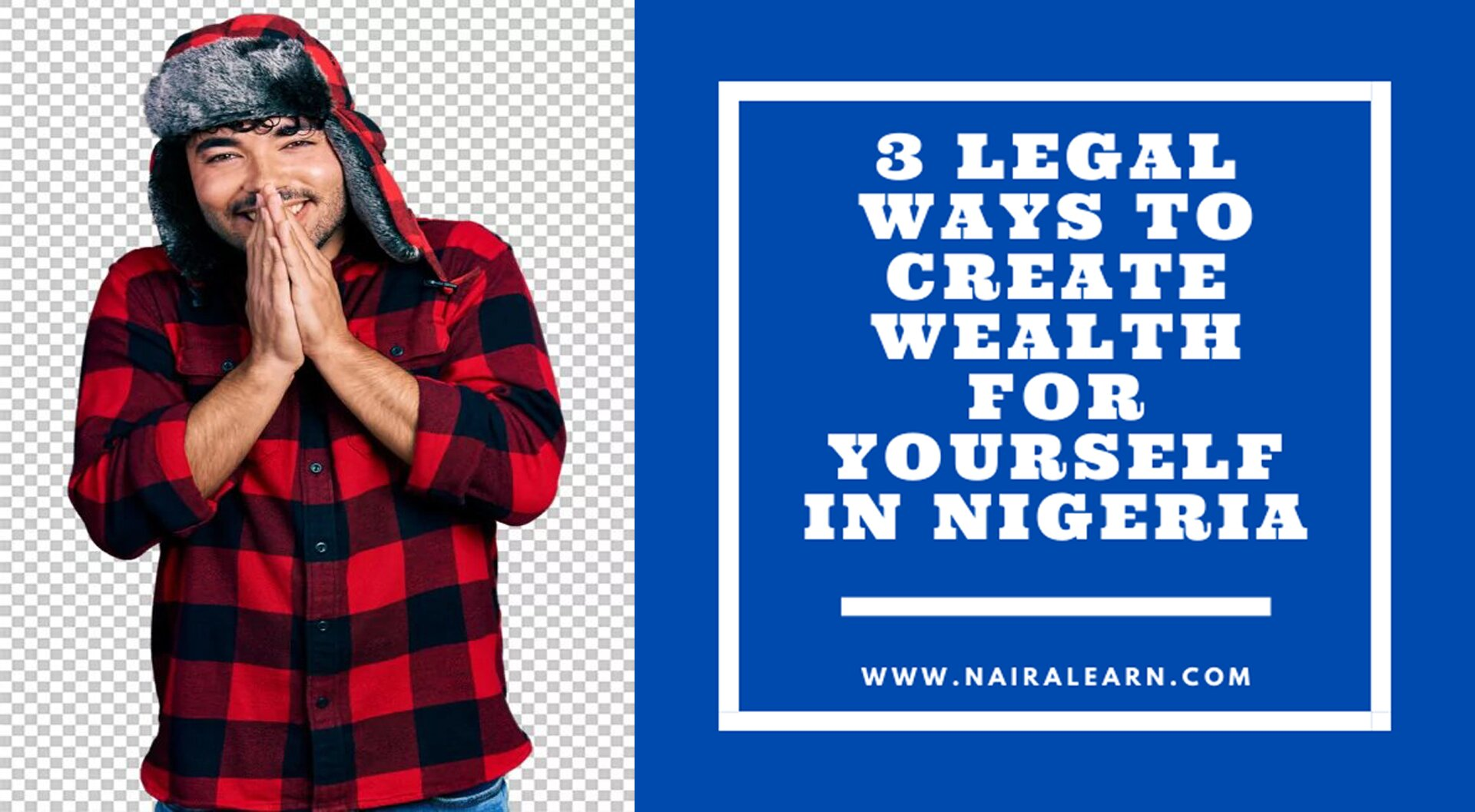 3 legal ways to create wealth