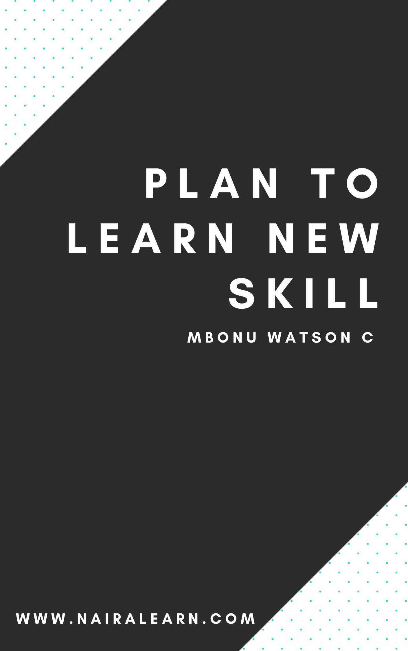Learn Skill