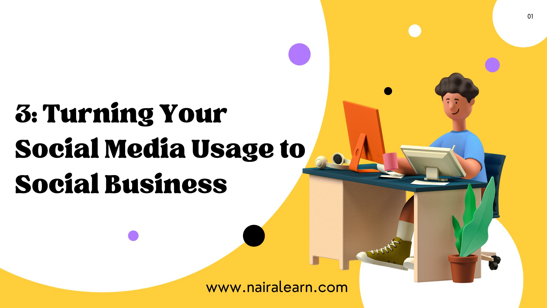 3 Turning Your Social Media Usage to Social Business