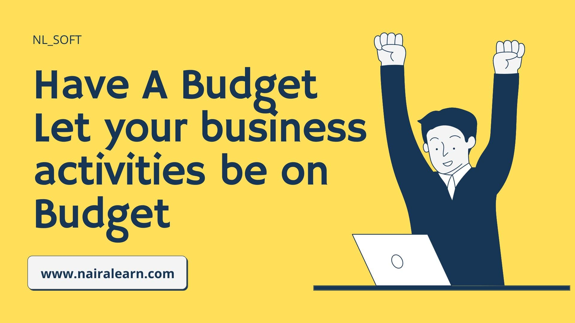 Have A Budget