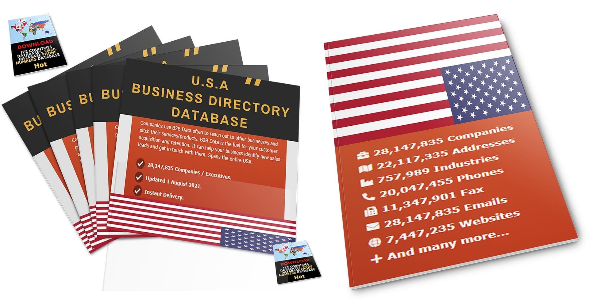 USA Business Directory Database,nairalearn