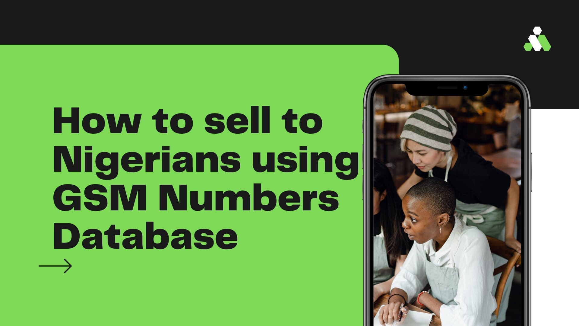 How to sell to Nigerians using GSM Numbers Database